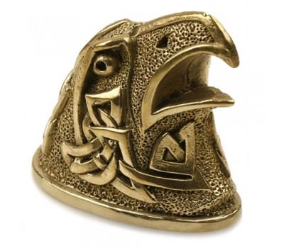 """Навершие """"Голова орла"""" (с узором) №125 для рукояти (38 мм)"""