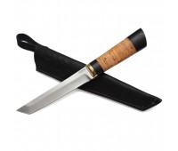 """Нож """"Танто"""" (95Х18, береста+граб)"""